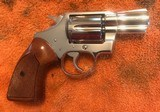 Colt Detective Special (Nickel, wood grips) - 3 of 6