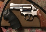 Smith and Wesson 696-1 (3 inch, pre-lock)