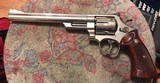Smith and Wesson 29-2 (8 3/8ths barrel, full target, P and R) - 1 of 10