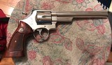 Smith and Wesson 29-2 (8 3/8ths barrel, full target, P and R) - 2 of 10