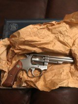 Smith and Wesson 63 (box, papers, tools)