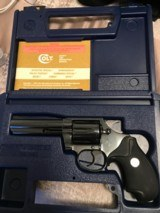 Colt police positive mark v (box, papers)