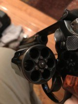 Smith and Wesson 19-3 (4 in, blue, 3 T's) - 4 of 6