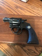 Colt Bankers Special (2 in, blue, 1931) - 1 of 7