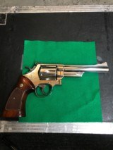 Smith and Wesson 29-3 (6 inch, nickel)