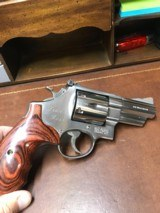 Smith and Wesson 629-4 (3 in, trail boss)