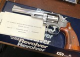 Smith and Wesson 66-2 (6in, targets, box) - 2 of 6