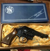 Smith and Wesson 58 (diamond grips/box) - 1 of 7