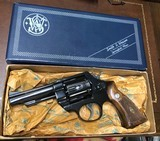 Smith and Wesson 58 (diamond grips/box) - 2 of 7