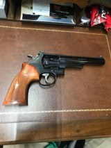 Smith and Wesson 25-9 (45 colt, 6 in, blue)