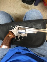 Smith and Wesson 629-3 (6 in, 3 T's)