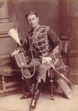 LORD ERNEST W. HAMILTONS BEAUTIFUL 11TH HUSSARS MAMELUKE SWORD 1878 - 12 of 12