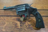 Colt Police Positive 38 Special First Issue