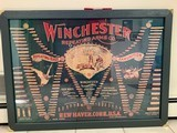 Winchester Lithograph Bullet Board - Origional - 1 of 1