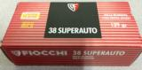 Fiocchi 38 Super Auto- 3 of 3