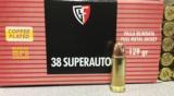 Fiocchi 38 Super Auto- 2 of 3