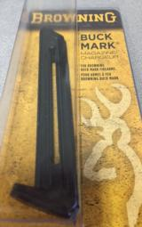 Browning Factory New 22 LR Browning Buckmark Magazines