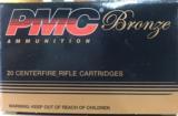 PMC Bronze .223 Rem 55 gr FMJ 1000 Round Case - 4 of 5