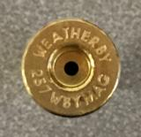 Weatherby Factory New 257 Weatherby Magnum Brass Cases - 3 of 4
