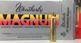 Weatherby Factory New 257 Weatherby Magnum Brass Cases - 4 of 4
