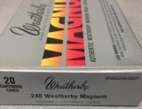 Weatherby Factory New 240 Weatherby Magnum Brass Cases - 4 of 4