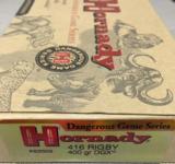 Hornady Dangerous Game Series 416 RIGBY 400 gr DGX - 4 of 4