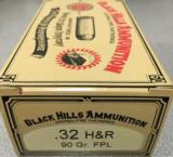 Black Hills 32 H&R Magnum 90gr FPL Cowboy Action - 3 of 3