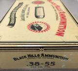 Black Hills 38-55 255gr FNL- 3 of 3