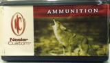 Nosler Custom Loaded 222 Rem Mag Ammunition- 3 of 4