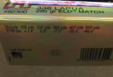 Hornady 338 Lapua 285 gr ELD Match Ammunition - 3 of 3