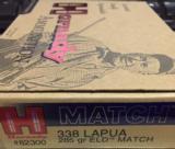 Hornady 338 Lapua 285 gr ELD Match Ammunition - 2 of 3