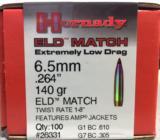 Hornady 6.5mm (.264