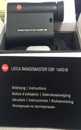 Leica RangeMaster CRF 1600-B Rangfinder- 3 of 3