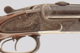 J.P. Sauer 25A Sidelock Drilling