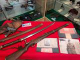 Complete Set (with Capture Papers) Nambu, Sword, and Arisaka (Serious Inquiries Only)