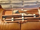 Browning Belgian superposed 410 and 28ga 2 barrel set
