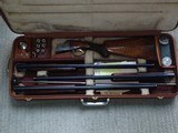 Browning Diana Superposed 3 gage Skeet set with letter - 2 of 10