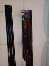 Browning Diana Superposed 3 gage Skeet set with letter - 9 of 10