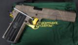 Nighthawk Custom Long Slide 10mm