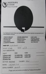 Nighthawk Custom 45acp Threaded Barrel - 4 of 4