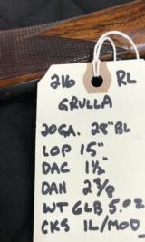 Grulla Side X Side 20ga - 9 of 9