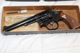 Smith & Wesson K-22 Revolver