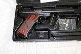 Ruger MK-III Heavy Barrel Target Pistol