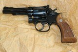 Smith and Wesson Model 48-4