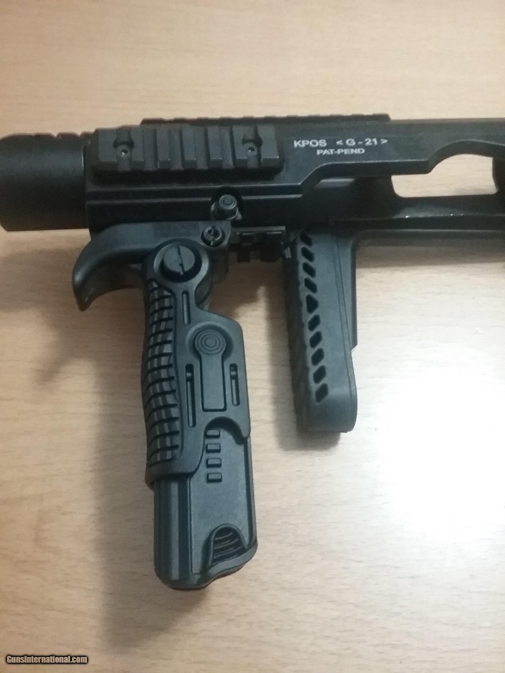FAB Defense (MAKO) KPOS P D W  Conversion-Kit for Glock 21