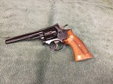 Smith and Wesson Model 17-3 - 1 of 14