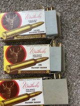 Weatherby 240 Mag New - 2 of 2