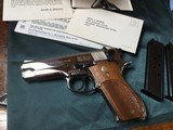 Smith and Wesson model 39-2 - 3 of 10