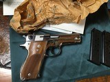 Smith and Wesson model 39-2 - 6 of 10