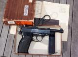 WALTHER P-38 P38 ENGRAVED in CASE- 4 of 6